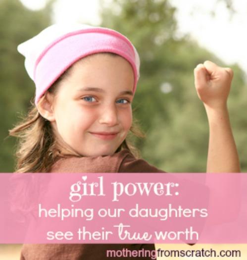 self esteem teen girls
