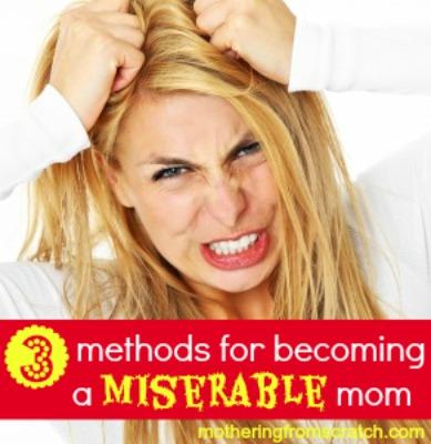 stress moms