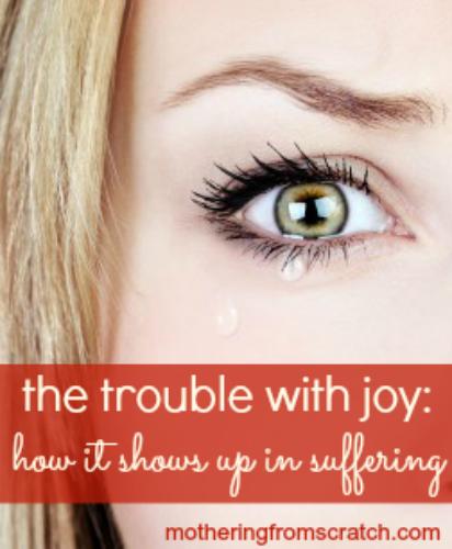 joy in grief