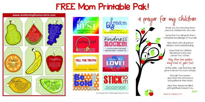Free Mom Printable