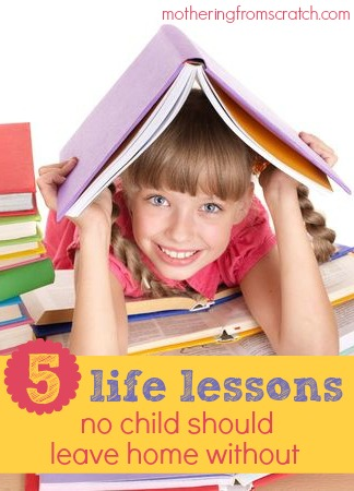 life lessons for kids