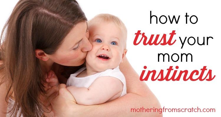 mom instincts